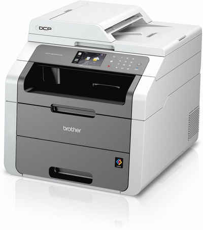 Brother Farblaser-Multifunktionsdrucker »DCP-9022CDW 3in1« Sale Angebote Egloffstein