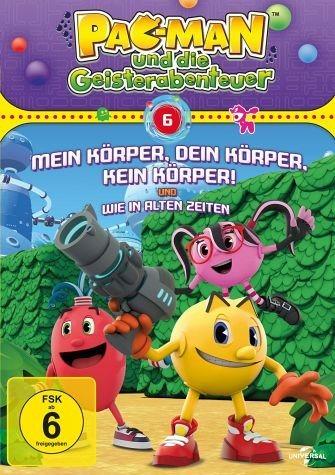 DVD »Pac-Man und die Geisterabenteuer, DVD 6 - Mein...«