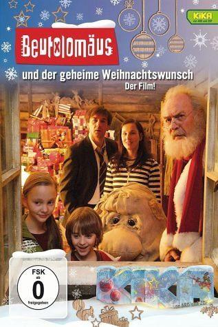 DVD »Beutolomäus und der geheime Weihnachtswunsch«
