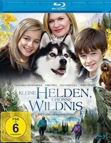 Blu-ray »Kleine Helden, große Wildnis«