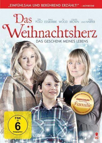 DVD »Das Weihnachtsherz - Das Geschenk meines Lebens«