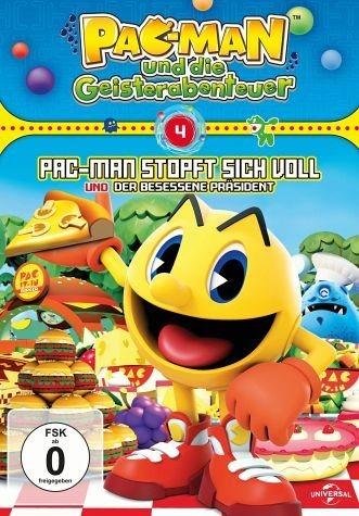DVD »Pac-Man und die Geisterabenteuer, DVD 4 - Pac...«