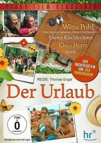 DVD »Der Urlaub«