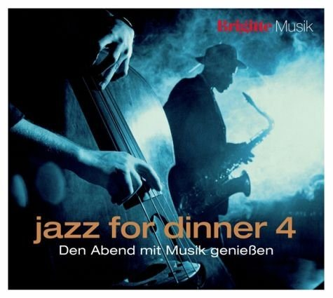 Audio CD »Various: Brigitte-Jazz For Dinner 4«