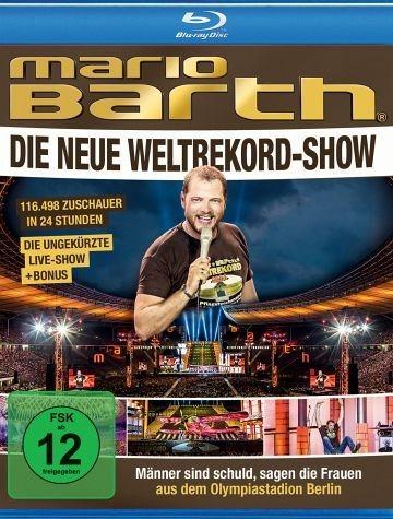 Blu-ray »Mario Barth - Die neue Weltrekord-Show: Männer...«