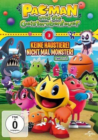 DVD »Pac-Man und die Geisterabenteuer, DVD 3 -...«