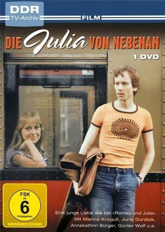 DVD »Die Julia von nebenan«