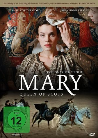 Blu-ray »Mary - Queen of Scots«
