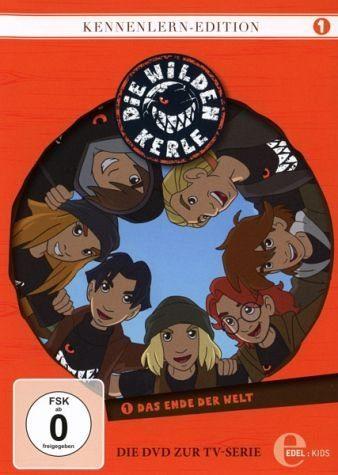 DVD »Die Wilden Kerle, Kennenlern-Edition 1 - Das...«