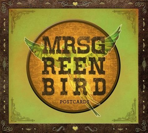 Audio CD »Mrs Greenbird: Postcards«