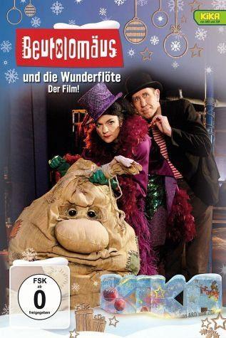 DVD »Beutolomäus und die Wunderflöte«