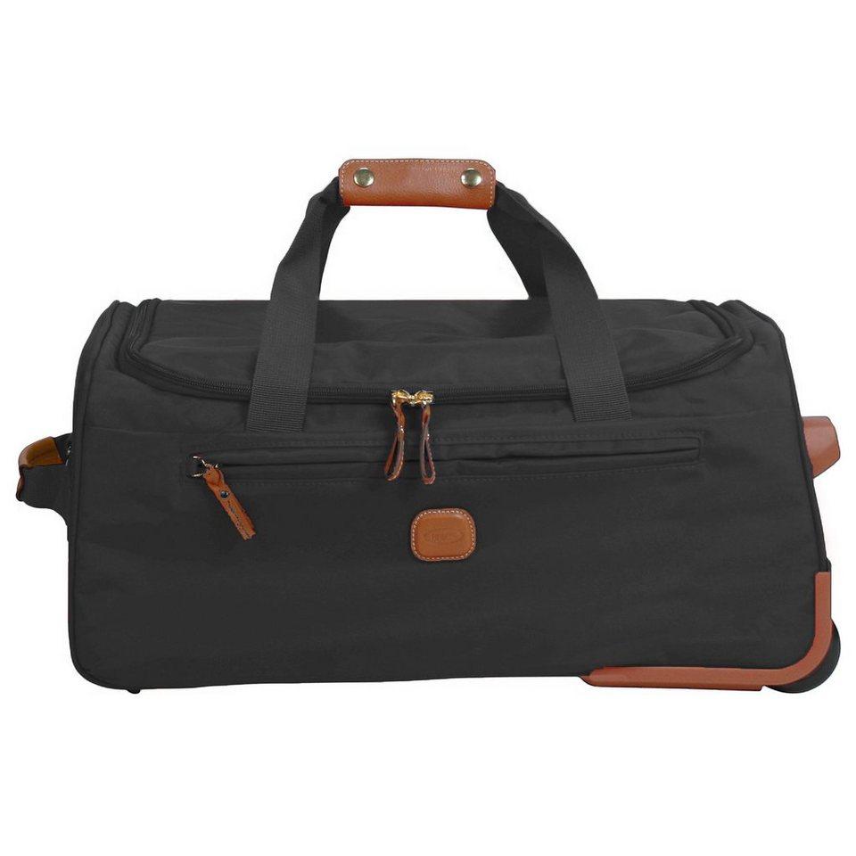 Bric's X- Travel Rollenreisetasche 55 cm in schwarz/braun