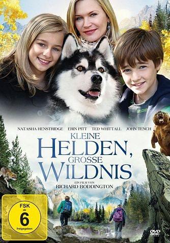 DVD »Kleine Helden, große Wildnis«