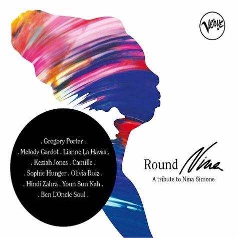 Audio CD »Nina Simone: Round Nina-A Tribute To Nina Simone«