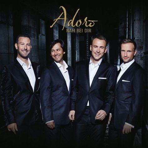Audio CD »Adoro: Nah Bei Dir (Doppel-CD)«