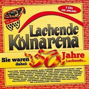 Audio CD »Diverse: Lachende Kölnarena-Sie Waren Dabei 50...«