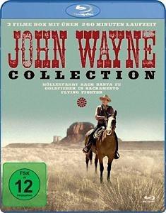 Blu-ray »John Wayne Collection«