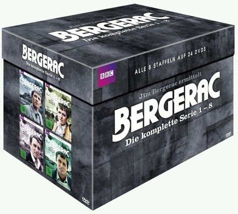 DVD »Bergerac - Jim Bergerac ermittelt: Die...«