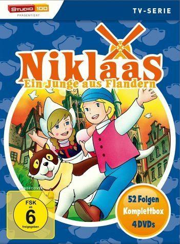 DVD »Niklaas, ein Junge aus Flandern - Die...«