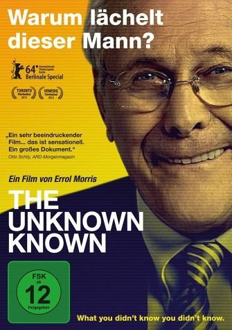 DVD »The Unknown Known (OmU)«