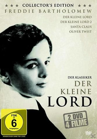 DVD »Der kleine Lord – Collectors Edition...«
