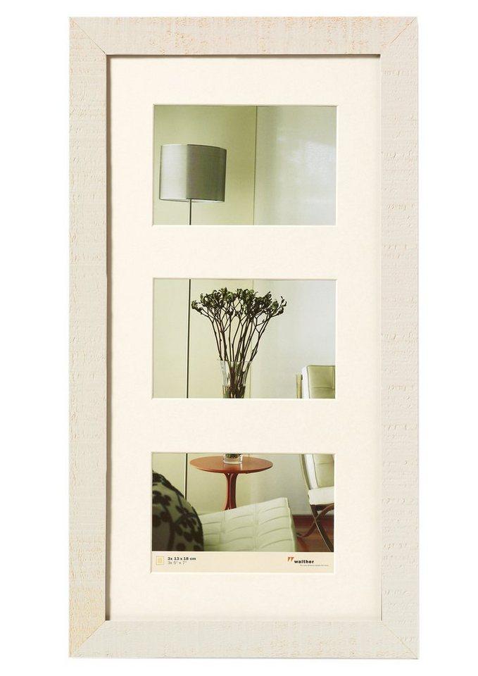 Home affaire Galerierahmen »Home« (2er Set) in cremeweiß