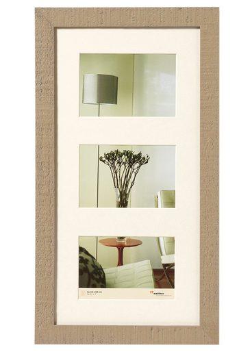 Walther Galerierahmen »Home«, für 3 Bilder (Set, 2 Stück)