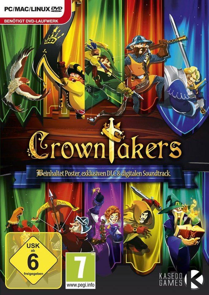 Kalypso PC - Spiel »Crowntakers«