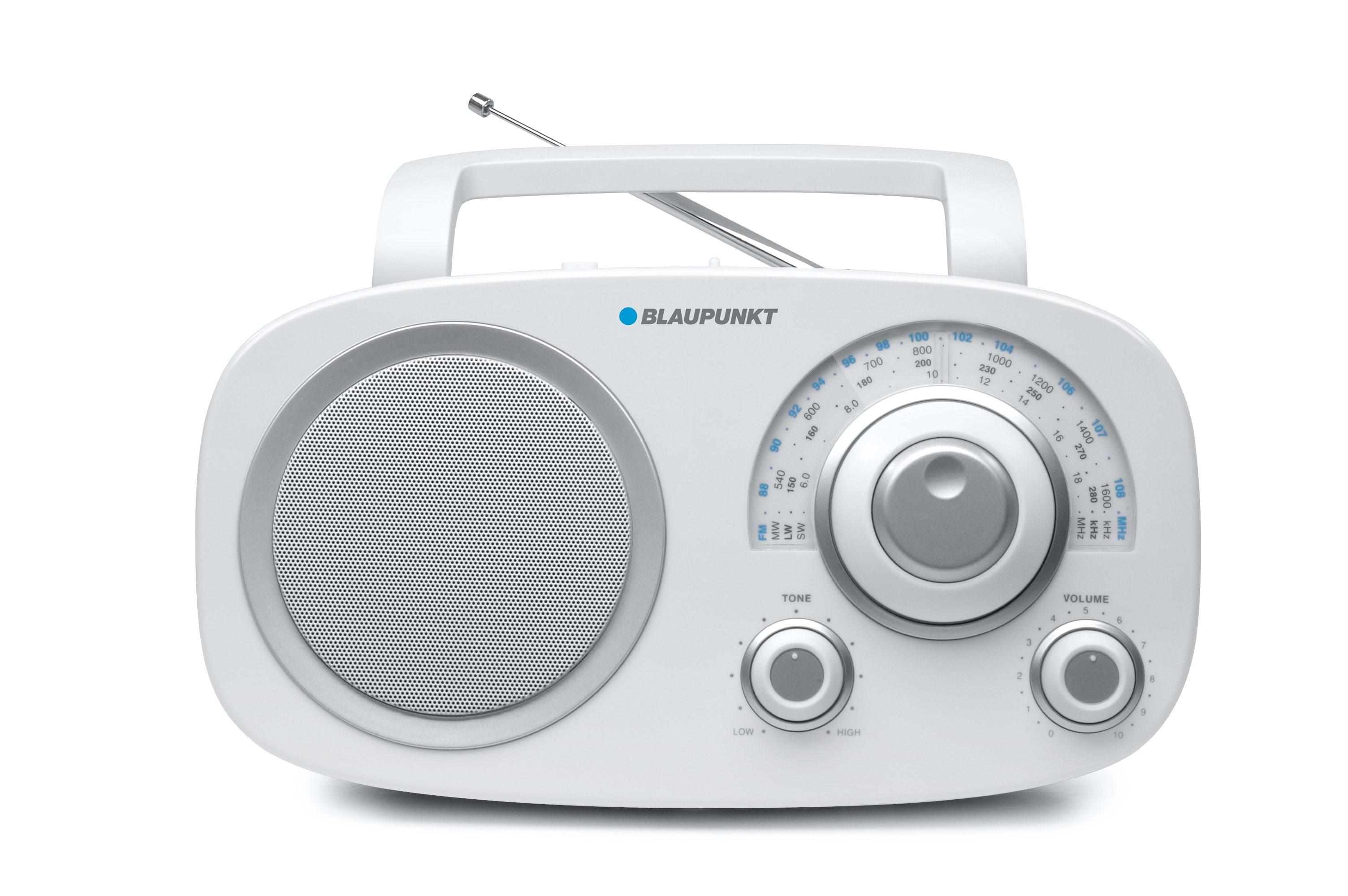 Blaupunkt Analog Radio / Weltempfänger »BSA-8001«