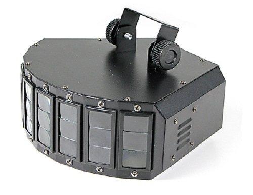Involight LED Leuchte mit Stroboskopeffekt »NL410« in schwarz