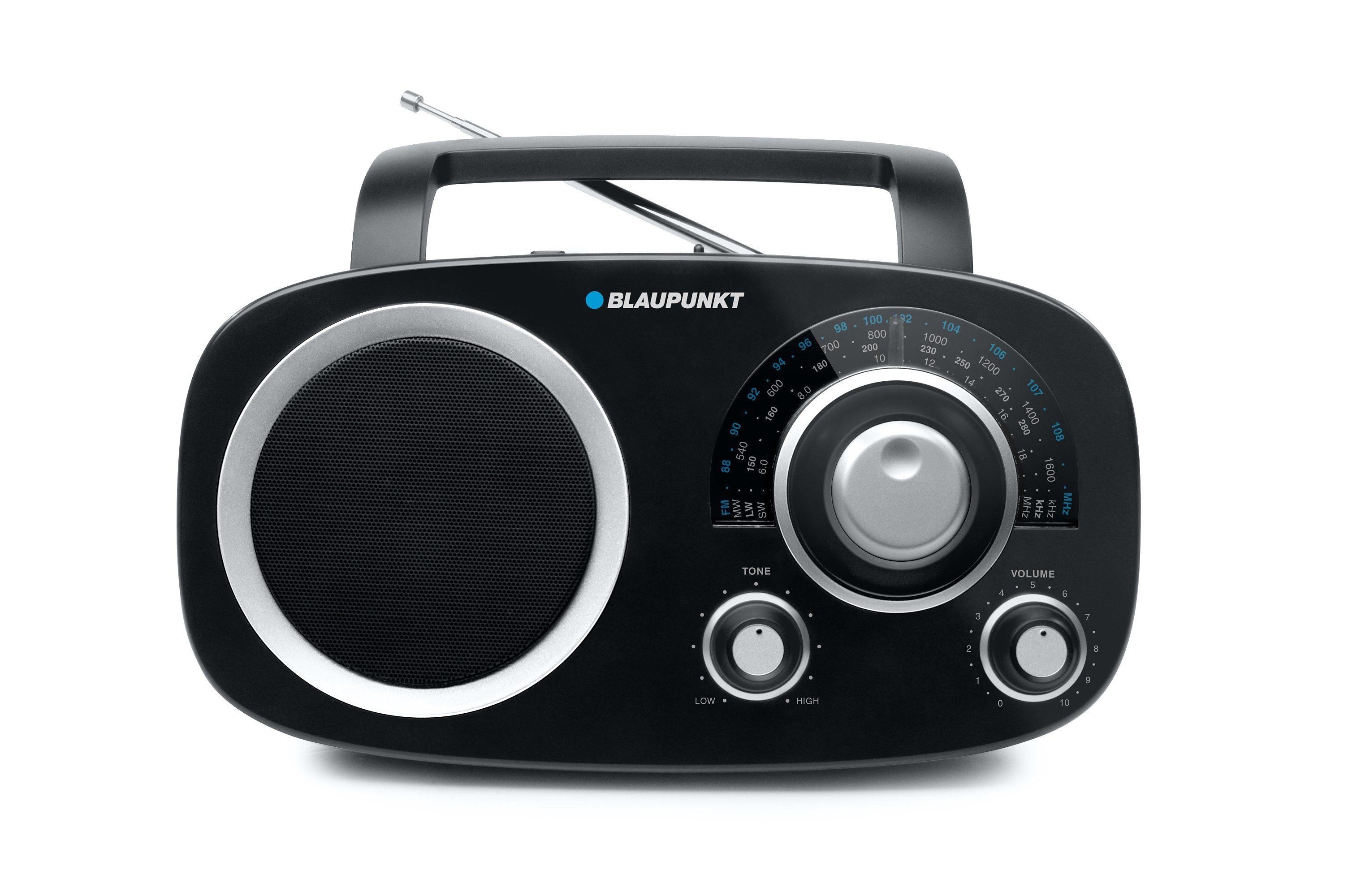 Blaupunkt Analog Radio / Weltempfänger »BSA-8000«