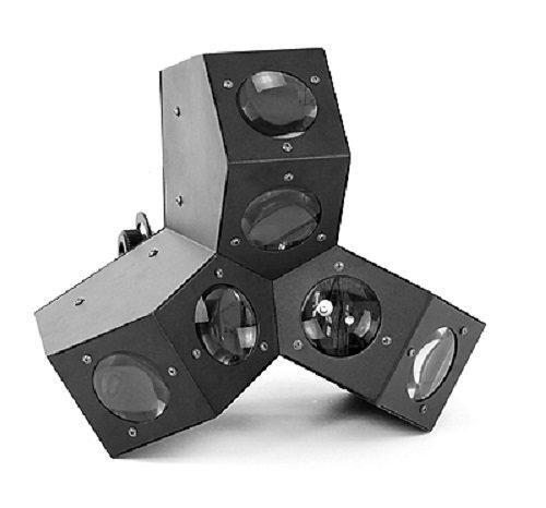 Involight LED-Lichtanlage »RX600« in schwarz