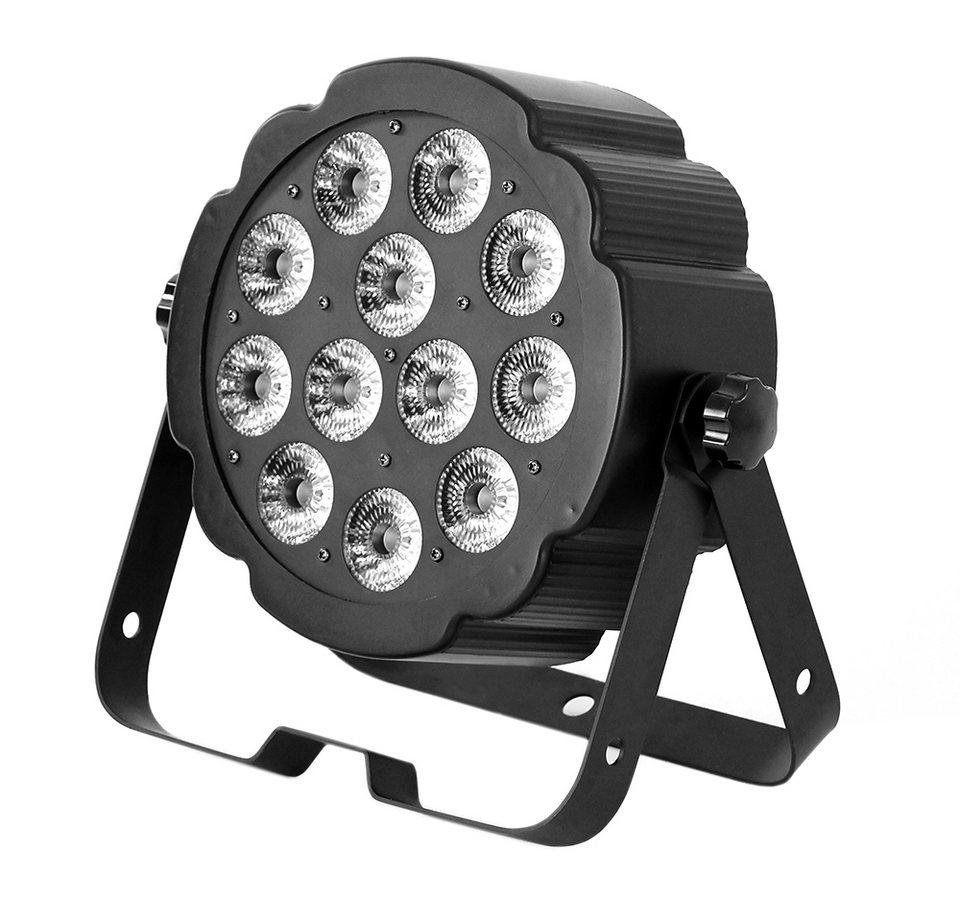 Involight LED PAR Scheinwerfer »LEDSPOT123« in schwarz