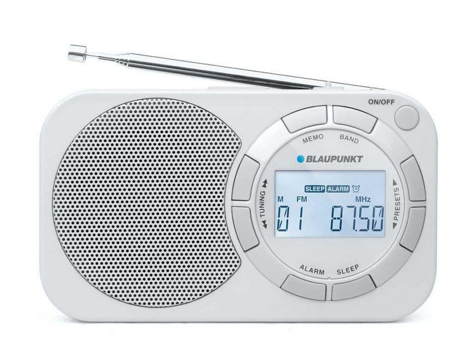 Blaupunkt Digital PLL Radio »BD-321« in weiss