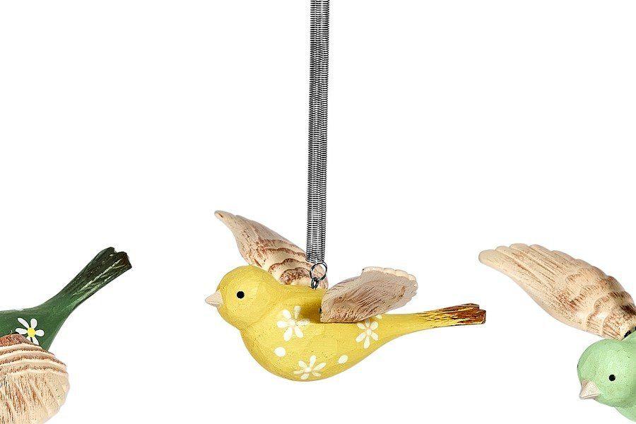 heine home Deko-Figur Vögel, 3er-Set