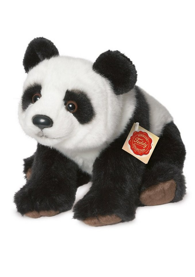 Teddy Hermann® COLLECTION Plüschtier Bär, »Panda, 28 cm«