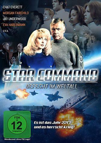 DVD »Star Command - Gefecht im Weltall«