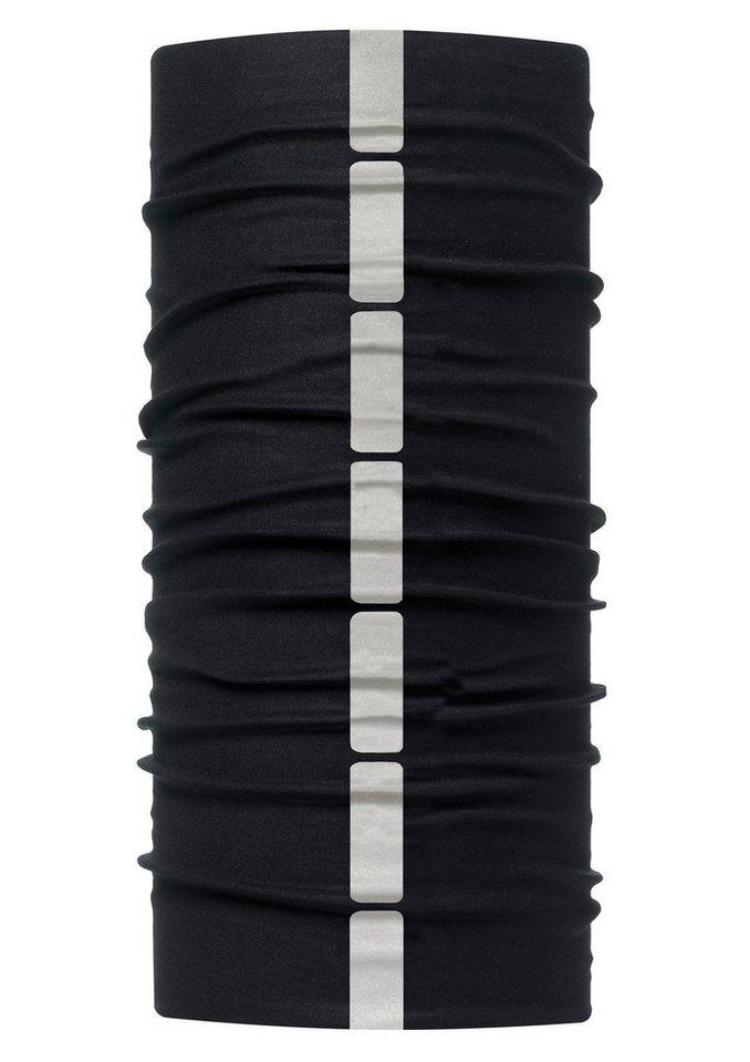 Multifunktionstuch, »R-Black«, BUFF in schwarz