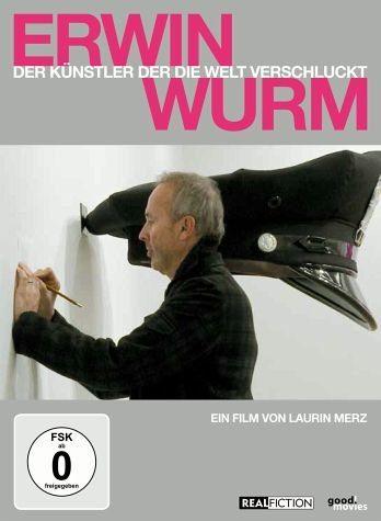 DVD »Erwin Wurm - Der Künstler, der die Welt...«