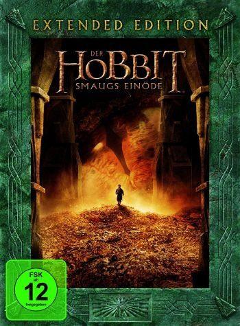 DVD »Der Hobbit: Smaugs Einöde (Extended Edition, 5...«