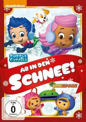 DVD »Bubble Guppies - Ab in den Schnee«