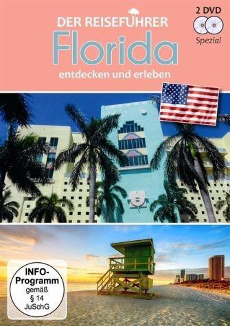 DVD »Der Reiseführer - Florida entdecken und...«