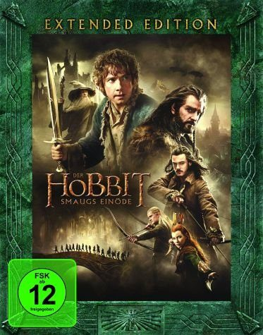 Blu-ray »Der Hobbit - Smaugs Einöde (Extended Edition)...«
