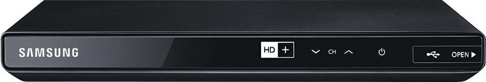 Samsung GX-SM540SH Receiver in schwarz