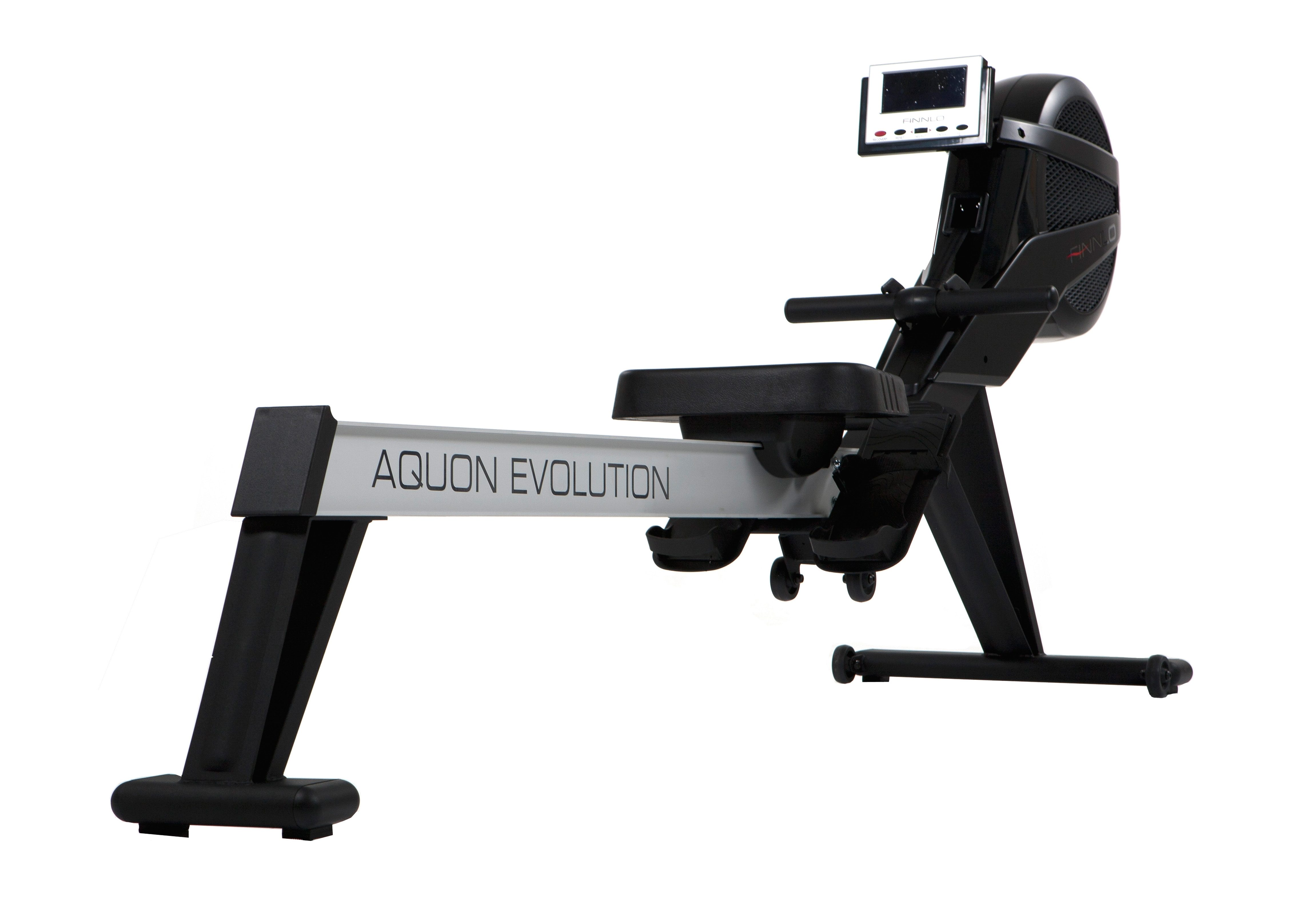 Rudergerät, »Ergometer Rower Aquon Evolution«, Finnlo by Hammer