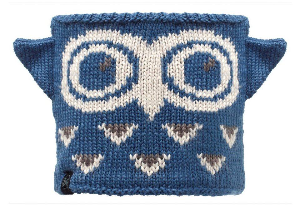 Schlauchtuch, »Nell«, BUFF in blau-weiß