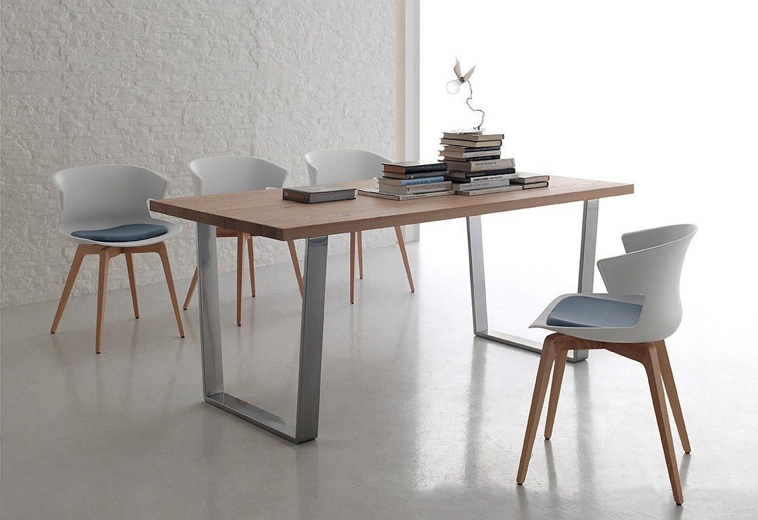 Places of Style Esstisch »Wood«, Breite 180 cm