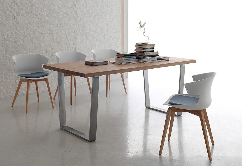 roomed Esstisch »Wood«, Breite 160 cm