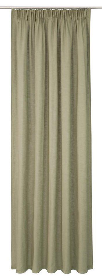 Vorhang, »Hanford« (1 Stück) in grün