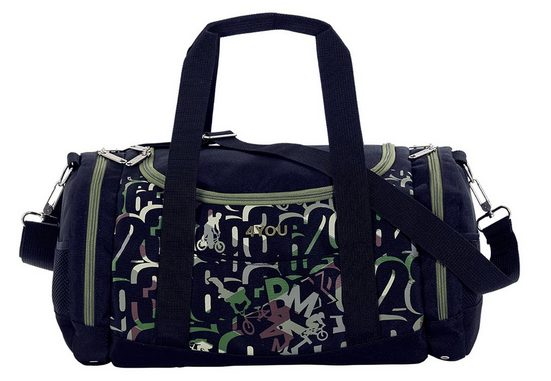 4YOU Sporttasche »Sportbag Function - BMX«, BMX